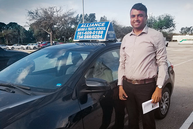 Driving School Miami - Gold Package